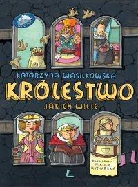 Królestwo jakich wiele (Uszkodzona okładka) Wasilkowska Katarzyna