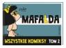 Mafalda. Wszystkie komiksy. Tom 2 Quino