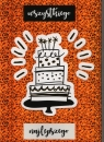 Karnet urodziny DK-541