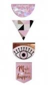 Zakładki magnetyczne Oko 4 sztuki