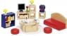 Salon do domku dla lalek (GOKI-51749)