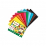 Blok wycinanka Happy Color, A5/10K 100g/m²