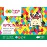 Blok wycinanka Happy Color, A5/10K (HA 3710 1520-A10)