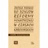 Źródła prawne do reformy monastycznej w czasach karolińskich PRACA ZBIOROWA