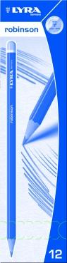 Ołówek Lyra Robinson 4b 1210104 Fila Polska