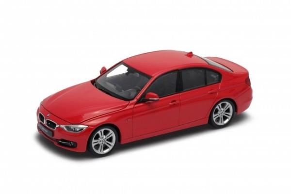 Model kolekcjonerski BMW 335i, czerwony (24039-1)
