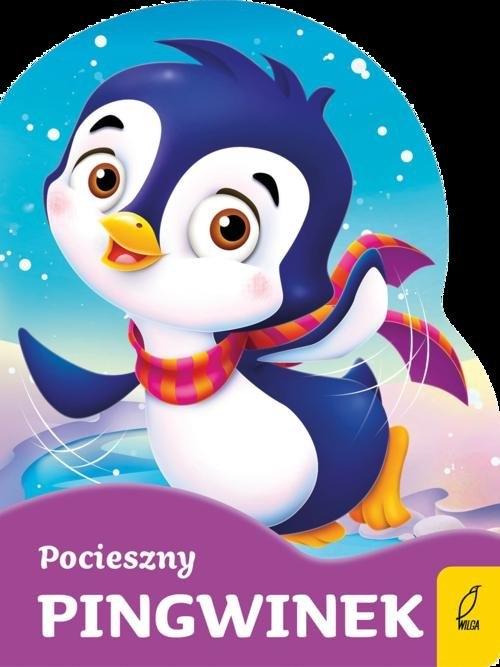 Pocieszny pingwinek Kozłowska Urszula