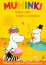 Muminki Wspaniała książka z naklejkami
