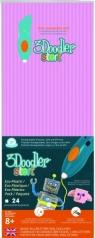 3Doodler Wkład jednokolorowy pastelowy róż (DODECO18)