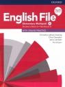 English File. Język angielski. Elementary Multipack A + online practice. praca zbiorowa