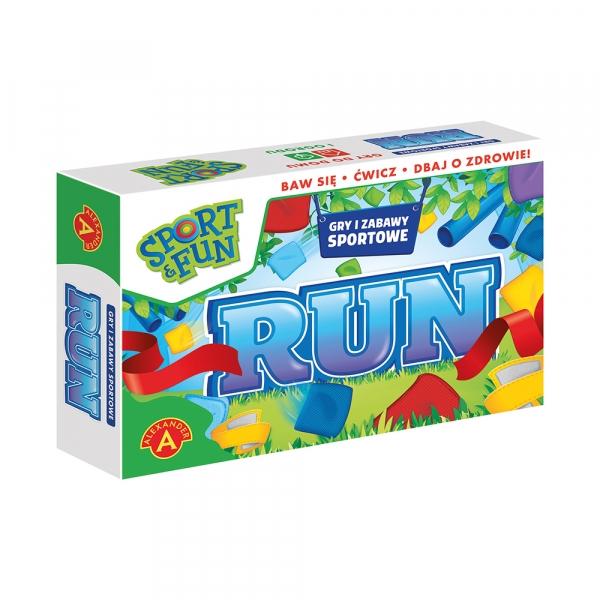 Sport & Fun: Run - gry i zabawy sportowe (2149)