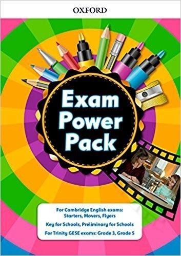 Exam Power Pack Beginner DVD praca zbiorowa