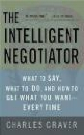 Intelligent Negotiator What to Say