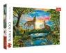 Puzzle 500: Wilcza natura (37349)