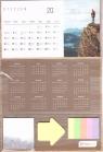 Kalendarz 2021 Biurkowy I love Travel