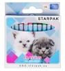 Kredki woskowe, 12 kolorów - Koty (397930)