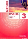 Matura Focus 3 WB LONGMAN Sue Kay, Vaughan Jones, Daniel Brayshaw, Bartosz M