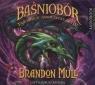 Baśniobór 4 Tajemnice smoczego azylu (audiobook) Mull Brandon