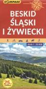 Beskid Śląski i Żywiecki. Mapa turystyczna w skali 1:50 000