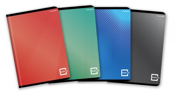 Zeszyt Top 2000 A5/16k kratka - Color 2.0 (400133342)