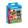 Playmobil Special Plus: Pracownik służb komunalnych (70249)