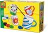 Kubki do malowania farbami 4 sztuki (00349)