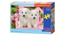 Puzzle 120: White Terrier Puppies