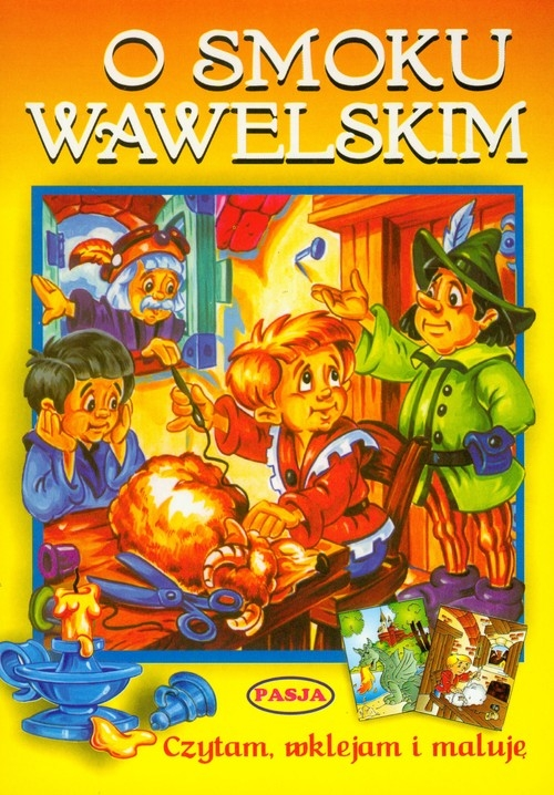 O smoku wawelskim