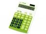 Kalkulator Milan 12 pozycyjny, zielony