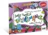 Edukacyjny przystanek: Świat twoich kolorowanek Samochody!