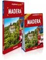 Madera light przewodnik + mapa explore guide! light Jabłoński Piotr
