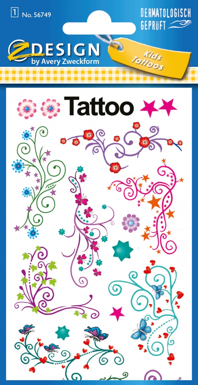 Tatuaże - Ornamenty (56749)