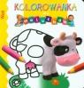 Wieś Kolorowanka dla maluchów