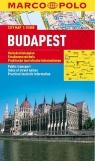 Budapest city map Praca zbiorowa