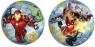 Perłowa piłka Avengers 230 mm (130057549DEF)