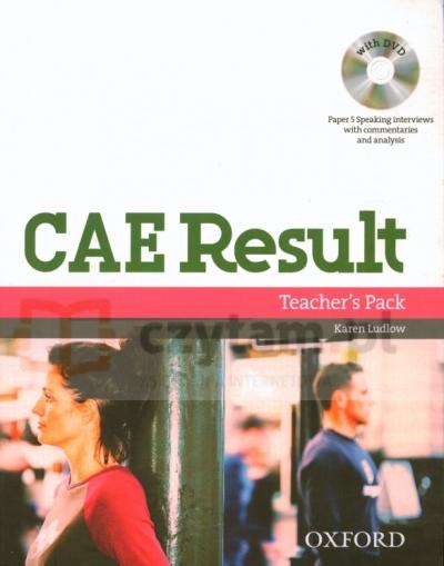CAE Result New TB +DVD Mary Stephens