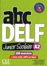 ABC DELF A2 junior scolaire książka + DVD + zawartość online 2ed Chapiro Lucile, Payet Adrien, Salles Virginie