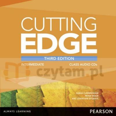 Cutting Edge 3ed Intermediate Class CD Sarah Cunningham, Peter Moor, Jonathan Bygrave