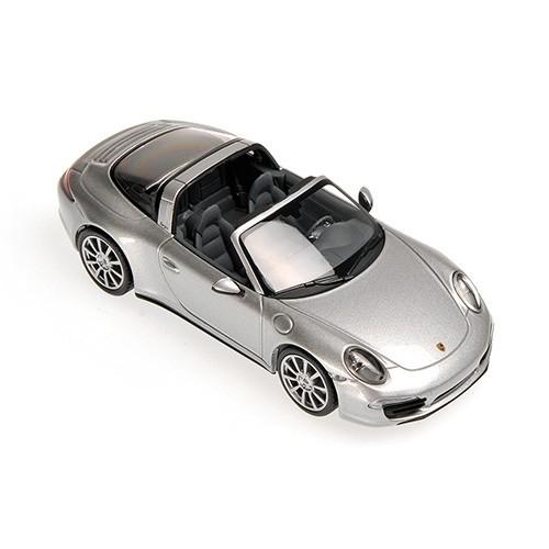 Porsche 911 Targa 2013 (silver)
