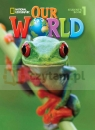Our World 1 Student's Book + CD-ROM