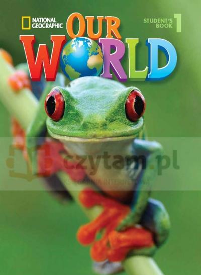 Our World 1 Student's Book + CD-ROM Jo Ann Crandall, Shin