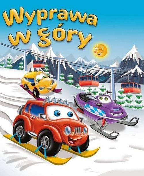Samochodzik Franek Wyprawa w góry Wójcik Elżbieta