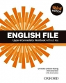 English File Upper-Intermediate. Workbook without key