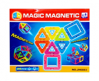 Klocki magnetyczne