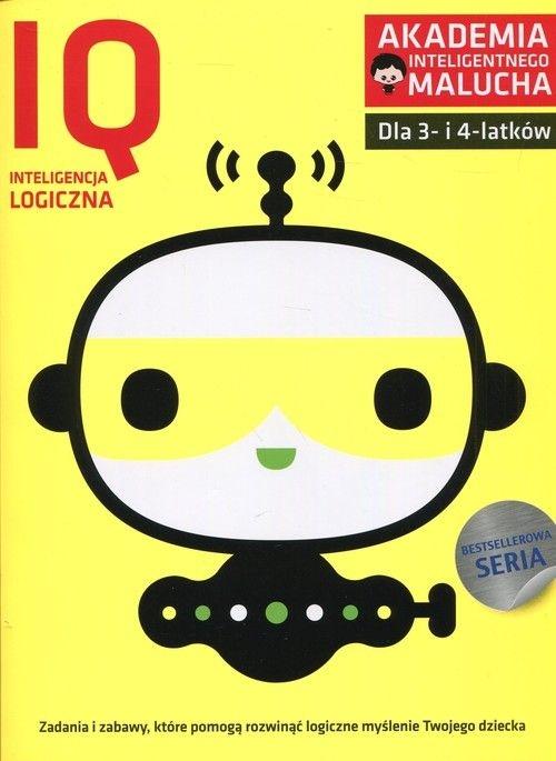 IQ inteligencja logiczna dla 3-4 latków Akademia Inteligentnego Malucha