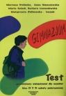 Test. Sprawdziany umiejetności dla uczniów klas IV-VI szkoły podstawowej