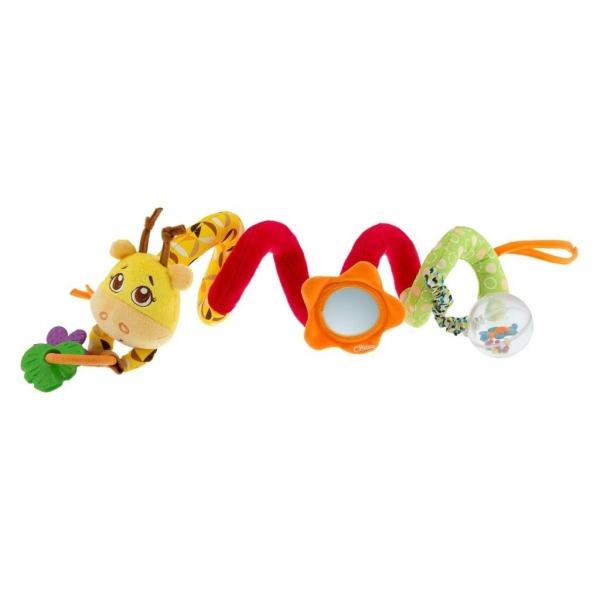 Zabawka do wózka żyrafa