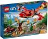 Lego City: Samolot strażacki (60217) Wiek: 6+