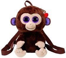 Ty Gear plecak Coconut - brązowa małpa (95002)
