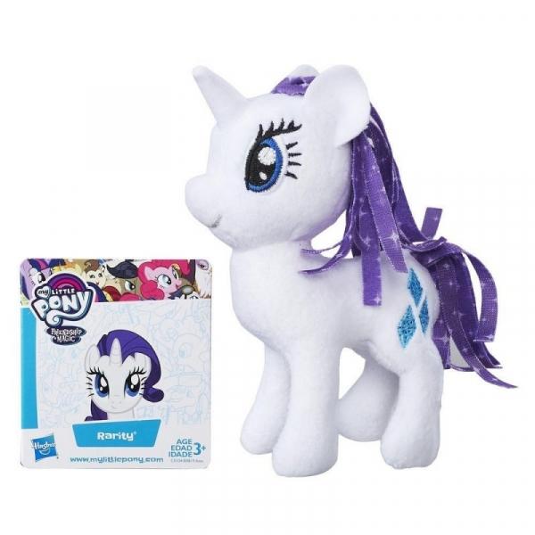 Maskotka My Little Pony Pluszowe Kucyki Rarity (B9819/C0104)